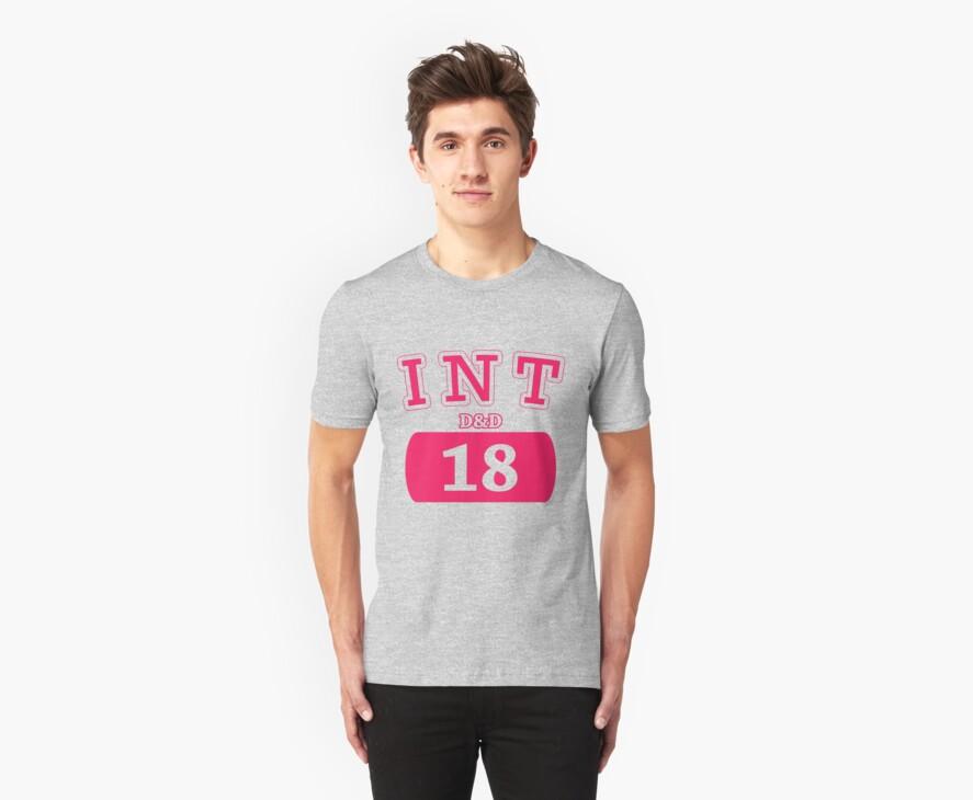 Varsity D&D - INT 18 by theotherjeff