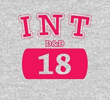 Varsity D&D - INT 18 Unisex T-Shirt