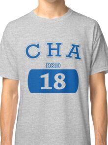 Varisty D&D - Charisma Classic T-Shirt