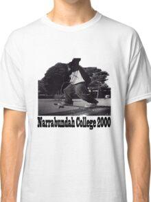 Narrabundah College Skatepark 2000 Classic T-Shirt