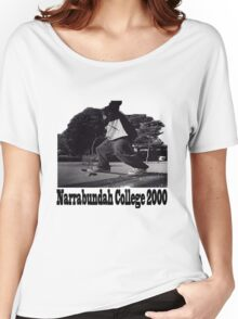 Narrabundah College Skatepark 2000 Women's Relaxed Fit T-Shirt