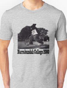 Narrabundah College Skatepark 2000 T-Shirt