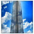 Houston Building by Ciarra Ornelas