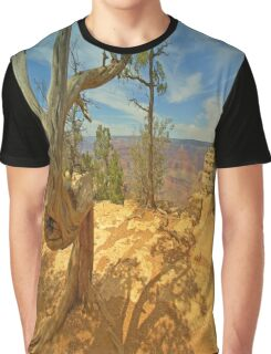 Nature`s Art Graphic T-Shirt