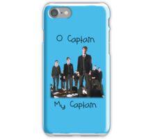 O Captain, My Captain iPhone Case  iPhone Case/Skin