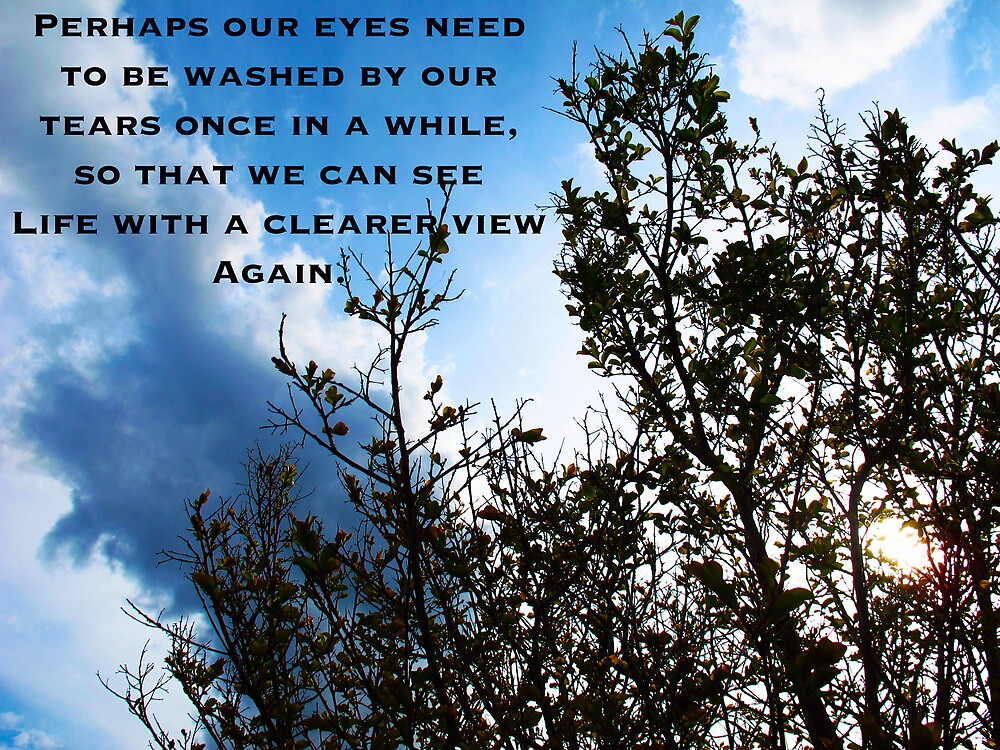 Wipe those Tears by Ciarra Ornelas