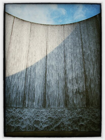 Waterwall 2 by Ciarra Ornelas