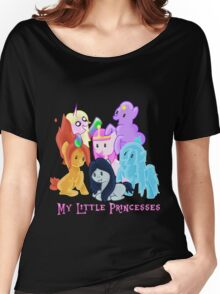 Pony Princesses Women's Relaxed Fit T-Shirt