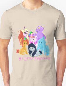Pony Princesses Unisex T-Shirt