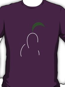 Chikorita Silhouette T-Shirt
