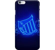 Sailor Mercury Henshin Background iPhone Case/Skin