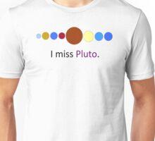 I Miss Pluto.  Unisex T-Shirt