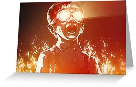 FIREEE! by Lukas Brezak