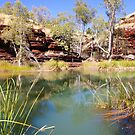 A gorge in Karijini by georgieboy98