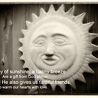 Terracotta Sun Shine by KellyHeaton