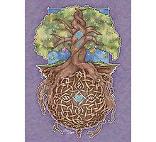 Gaia Life Tree Photographic Print