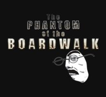 The Phantom of the Boardwalk by Landon Cassell