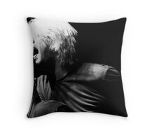 Emerald City Throw Pillow