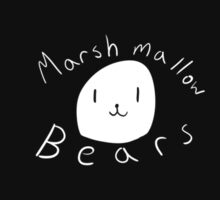 Official Marshmallow Bears Design Two Kids Tee
