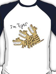 Three Tigers T-Shirt