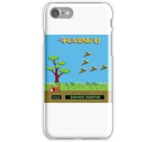 Mighty Ducks Flying V/Duck Hunt iPhone Case/Skin