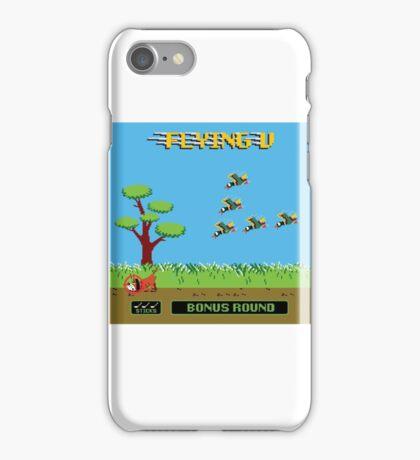 Mighty Ducks Flying V/Duck Hunt iPhone Case/Skin