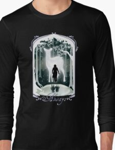 Snape Memories Black Long Sleeve T-Shirt