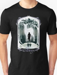 Snape Memories Black T-Shirt