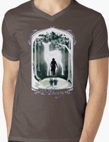 Snape Memories Black Mens V-Neck T-Shirt