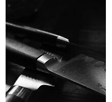 Knives Photographic Print
