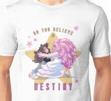 """Greg Universe & Rose Quartz Dancing from Steven Universe """"Destiny"""" version Unisex T-Shirt"""