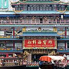 Jumbo Floating Restaurant by dozzam