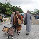 Monks by dozzam