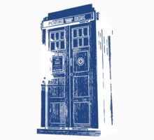 Doctor Who Bleached Like shirt by ooiboy