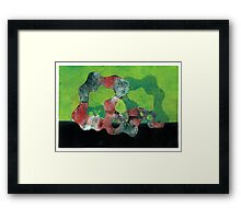 Very Hungry Amoeba Framed Print