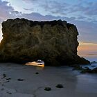 El Matador Beach - Dawn Experience 1 by Benjamin Curtis