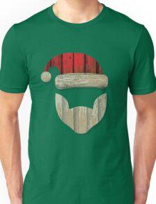 Reclaimed Barnwood Santa Unisex T-Shirt