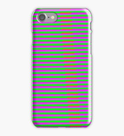 Interference Pattern iPhone Case/Skin