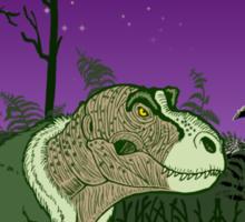 Moonlight Huntress Sticker