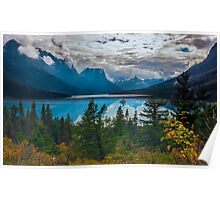 St.Mary Lake Poster