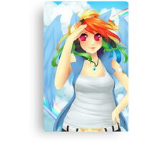 Rainbow Dash -MLP Poster Canvas Print