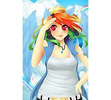 Rainbow Dash -MLP Poster Photographic Print