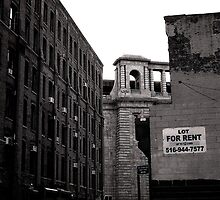 Buildings and a Bridge by briceNYC