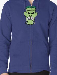 Angry Halloween Frankenstein T-Shirt