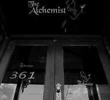alchemy, space. the alchemist, fitzroy, melbourne. by tim buckley | bodhiimages