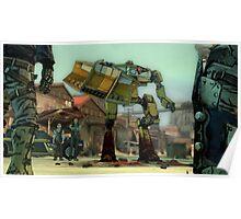 Loaderbot Poster