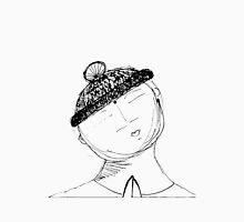 Praying Jizo in Hat... Unisex T-Shirt
