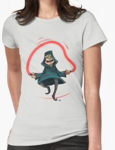 The Happy Palpatine T Womens Fitted T-Shirt
