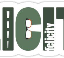 Olicity - Arrow Ship Sticker