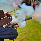 Medieval Magic - Musket Drill by Chris  Randall